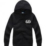 เสื้อ Hood BIGBANG GD WY180 black