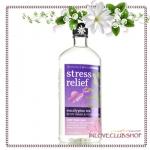 Bath & Body Works Aromatherapy / Body Wash & Foam Bath 295 ml. (Stress Relief - Eucalyptus Tea)