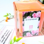 Givenchy / Perfume Candle Limited Edition 5 oz. (Very Irresistible L`Eau en Rose)