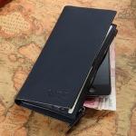 กระเป๋าสตางค์ใบยาว ผู้หญิง ผู้ชาย ใช้ได้ กระเป๋าสตางค์หนังแท้ หนังด้าน นิ่ม สัมผัส เรียบหรู ช่องซิป สามารถใส่ iphone ได้ สีดำ ฟ้า น้ำตาล 13707