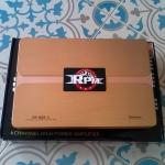 AMP 4CH RPM 888.4