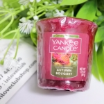 Yankee Candle / Samplers Votives 1.75 oz. (Autumn Bouquet)
