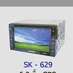 DVD 2DIN ZAMAKAZ SK-629 GPS