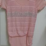เสื้อสีชมพู