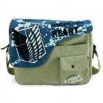 Preorder กระเป๋าสะพายข้าง Attack on titan