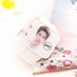 นาฬิกา Led EXO Baekhyun [White Cute]