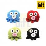 กล่องทิชชู Colorful Octopus