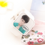 นาฬิกา Led EXO Lay [White Cute]