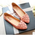 รองเท้าคัทชู ส้นเตี้ย ไซต์ 33-43