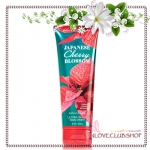 Bath & Body Works / Ultra Shea Body Cream 226 ml. (Japanese Cherry Blossom) *ขายดี