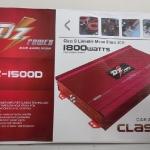 AMP DZ - 1500D CLASS D