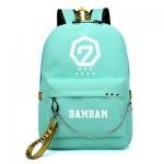 กระเป๋าเป้สะพายหลัง GOT7 -USB [bambam]