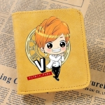 Preorder กระเป๋าสตางค์ V BTS