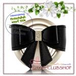 Bath & Body Works - Slatkin & Co / Scentportable Holder (Black Tie Bow Vent Clip)