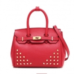 Kelly bags กระเป๋าหนังแฟชั้นผู้หญิงสวยหนังแท้ กระเป๋าผู้หญิงทำงาน กระเป๋าแบรนด์เนมสวยของแท้ La Festin Paris bags ID: B017