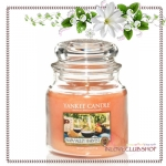 Yankee Candle / Medium Jar Candle 14.5 oz. (Napa Valley Harvest)