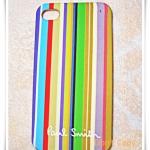 เคส iphone 4 พอลสมิท ลาย Original รุ้งตั้ง