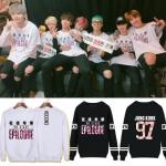 Preorder เสื้อแขนยาว BTS IN SEOL 2016