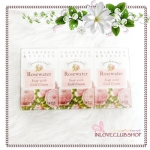 Crabtree & Evelyn - Triple Milled Soap with Cold Cream Set 40 g. x 3 pcs. (Rosewater)