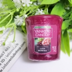 Yankee Candle / Samplers Votives 1.75 oz. (Lush Berries)