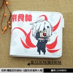 Preorder กระเป๋าสตางค์ Tokyo ghoul โตเกียวกลู