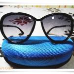 แว่นตากันแดด Tom ford สีดำ B007