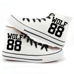 รองเท้าหุ้มข้อ WOLF 88