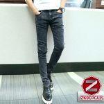 กางเกงยีนส์ผู้ชาย | ยีนส์แฟชั่นขายาว ทรงขาเดฟ แฟชั่นฮ่องกง
