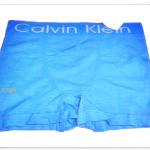 กางเกงในชาย บ๊อกเซอร์ Ck สีน้ำเงิน A002