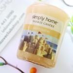 Yankee Candle / Samplers Votives 1.75 oz. (Sandcastles)