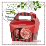 The Body Shop / Gift Set Treat Box (Frosted Cranberry)