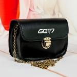 พร้อมส่ง กระเป๋าสะพายแฟชั่น GOT7 DJB013