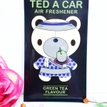 Ted A Car / Air Freshener (Green Tea)