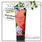 Bath & Body Works / Body Cream 226 ml. (Wild Rose & Apple) *Limited Edition #AIR
