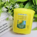 Yankee Candle / Samplers Votives 1.75 oz. (Sicilian Lemon)