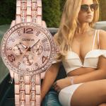นาฬิกาผู้หญิงสวยหรู