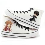 รองเท้าผ้าใบ Sword Art Online ver1