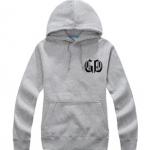 เสื้อ Hood BIGBANG GD WY180 gray