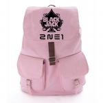 กระเป๋าเป้แบบผ้า2NE1
