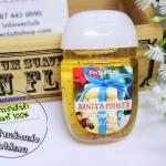 Bath & Body Works / PocketBac Sanitizing Hand Gel 29 ml. (Santa'S Cookies)
