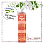 Bath & Body Works / Fragrance Mist 236 ml. (Get Happy - White Peach Sangria) *Limited Edition