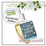 Bath & Body Works / Wallflowers Fragrance Refill 24 ml. (Vanilla Snowflake)