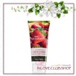 Bath & Body Works / Nourishing Hand Cream 59 ml. (Fresh Strawberries)