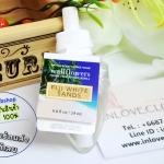 Bath & Body Works / Wallflowers Fragrance Refill 24 ml. (Fiji White Sands)