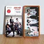 Preorder Postcard กล่องเหล็ก BTS