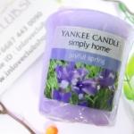 Yankee Candle / Samplers Votives 1.75 oz. (Joyful Spring)
