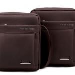 กระเป๋าสะพายข้างผู้ชาย กระเป๋า polo สีน้ำตาล แบบ Sport กระเป๋าสะพาย กันน้ำได้ กระเป๋าสะพายเฉียง ผู้ชาย แบบสวย ใส่กระเป๋าสตางค์ โทรศัพท์ สวย ๆ 741518_1