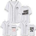 Preorder เสื้อแขนสั้น BTS SEOUL Young forever