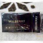 เข็มขัดทำงาน เข็มขัดหัวล๊อค Mulberry B7