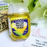 Bath & Body Works / PocketBac Sanitizing Hand Gel 29 ml. (Salted Pineapple Punch)